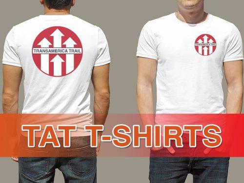 Trans America Trail shirt
